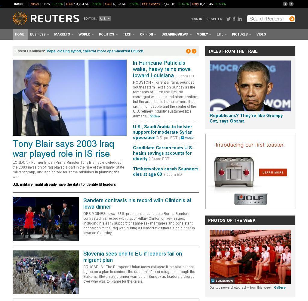 Reuters